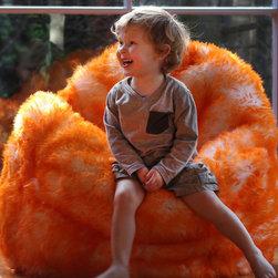 Sheepskin Bean Bag Chairs - Bean Bag Chairs for Kids Orange https://www.ultimatesheepskin.com/product/sheepskin-bean-bag-chair-3-color-choices/