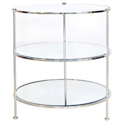 contemporary side tables and accent tables by High Street Market