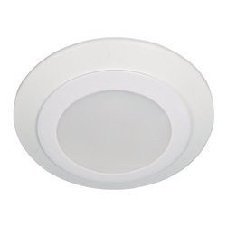 """Sea Gull Lighting - Sea Gull Lighting 14607S-15 Traverse 4"""" LED 40000K Retrofit Recessed Light - Traverse LED Downlight delivers the performance of incandescent downlights while reducing energy and operating cost by 80% and requiring virtually no maintenance. Ideal for general lighting in residential and commercial applications, the damp rated Traverse can be used for shower applications as well. The Traverse LED downlight is also an excellent alternative to costly fire rated recessed housings."""