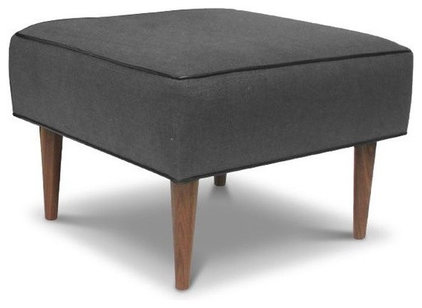 Modern Ottomans And Cubes by House & Hold