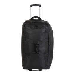 """Lipault - 30"""" Rolling Duffel - Lipault30"""" Rolling DuffelDetailsRolling duffel collapses to easily store away in minimal space.In water-resistant 420 denier nylon twill. Telescopic handle30""""L x 16""""D x 15""""T.Imported.Designer About LipaultLaunched in 2005 by French designer François Lipovetsky Lipault is an innovative luggage collection that combines all that is wondrous in modern design and ergonomic functionality. Lipault's collection of brightly colored lightweight trolleys and wheeled duffels in unique and unusual fabrications has been well received throughout Europe. Since March 2010 the collection has been available in the U.S. and Canada."""