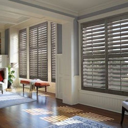 Blinds, Shades, Shutters and More -