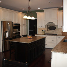Traditional Kitchen Cabinets by Sycamore Kitchens & More