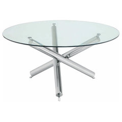 modern dining tables by nuevoliving.com