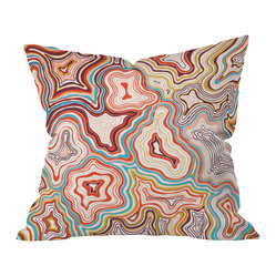 Khristian A Howell Sedona Throw Pillow, 20x20x6
