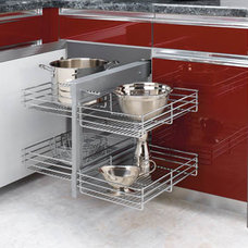 Cabinet And Drawer Organizers by Slide Out Shelves LLC