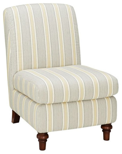 Contemporary Living Room Chairs by Pottery Barn