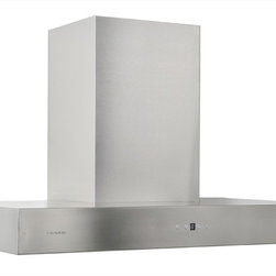 "Cavaliere - Cavaliere 30"" Wall Mounte Hood - Wall Mounted Range Hood with 6 Speeds, Timer Function, LCD Keypad, Baffle Filters, and Halogen Lights"