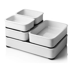 Menu - Stackable Oven Dish
