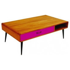 modern coffee tables by Sweetpea & Willow