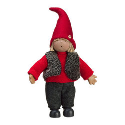 Silk Plants Direct - Silk Plants Direct Christmas Gnome Boy (Pack of 6) - Pack of 6. Silk Plants Direct specializes in manufacturing, design and supply of the most life-like, premium quality artificial plants, trees, flowers, arrangements, topiaries and containers for home, office and commercial use. Our Christmas Gnome Boy includes the following: