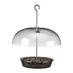 Aspects Vista Dome Feeder - About AspectsAspects has proudly manufactured all of their products in the USA since 1979 ensuring continued quality and loyalty to the customers, employees and vendors who have contributed to their success. They're committed to helping future generations appreciate and enjoy nature by continuing to develop innovative products and by donating to worthwhile programs that support wildlife conservation.