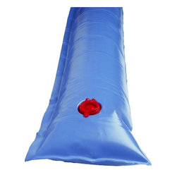 Blue Wave - Blue Wave 10ft Single Water Tube - 10 Pack - Heavy duty water tubes full 18-gauge will not split like lighter weight bags! Our rugged water tubes will not split like thinner 14- or 16-gauge bags. Up to 33% heavier than other bags. Quality Halkey Roberts no-leak valves are easily filled with a garden hose.