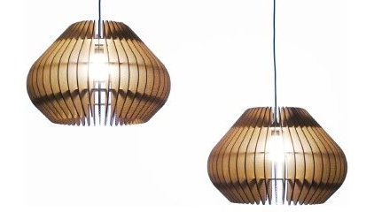contemporary ceiling lighting by Supermarket
