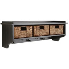 Transitional Wall Shelves by Pier 1 Imports
