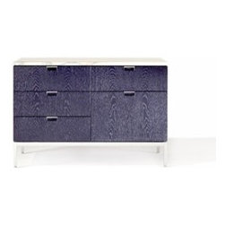 Knoll - Knoll | Florence Knoll Five Drawer Credenza - Design by Florence Knoll, 1961.