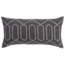 Modern Pillows by Splendid Willow
