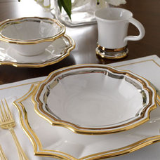 Traditional Dinner Plates by Horchow