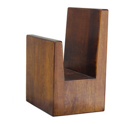 Patagonia Legacy - Descanso Book End AU875 - This book end has a Miel Antique finish.