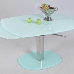 Chintaly Imports - Tasha Extendable Dining Table - Tasha Extendable Dining Table