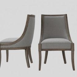 Sienna Chair – Old Elm -