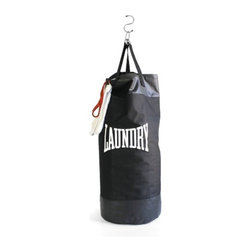 Suck UK - Punch Bag Laundry - Use your dirty laundry as a punch bag.