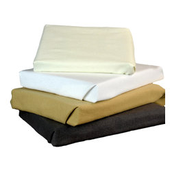 Brielle - Brielle Flannel Sheet Set and Pillow Case Separates - Bring softness,warmth and comfort to your bedroom with the Brielle flannel sheet set. Crafted with pure cotton for comfort,this set of solid sheets comes in several neutral colors and is conveniently machine washable.