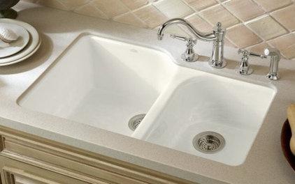 Traditional Kitchen Sinks Traditional Kitchen Sinks