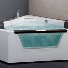 Modern Hot Tubs by ExpressDecor