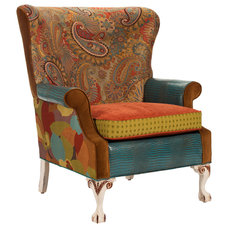 Eclectic Chairs by Salmagundi
