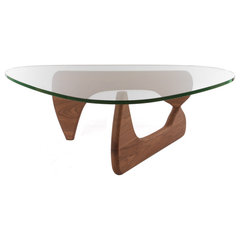 Replica Isamu Noguchi Coffee Table (American Walnut) - Premium Version by Isamu