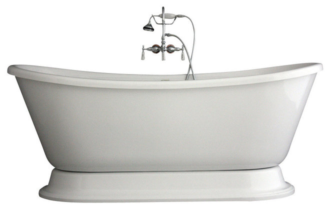 Contemporary Bathtubs by Baths of Distinction Inc.