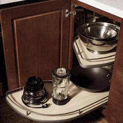 Storage Solutions - Storage and Organization doesn't have to be boring! Base Blind Corner with ...