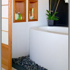 Asian Bathroom by Tracy Murdock Allied ASID