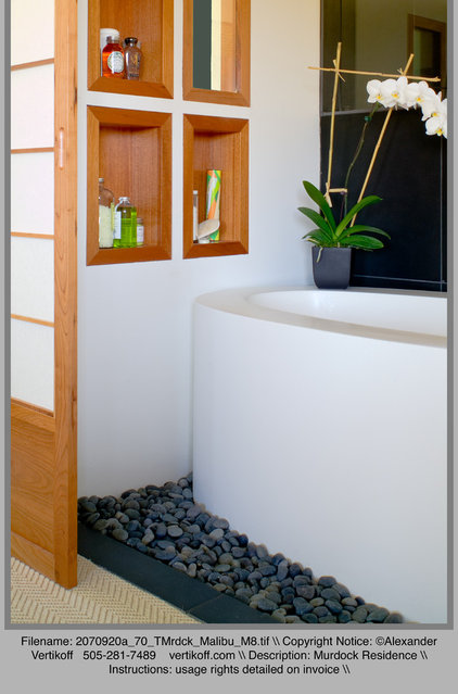 Asian Bathroom by Tracy Murdock Allied ASID