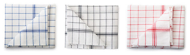 Contemporary Dish Towels by Kaufmann Mercantile