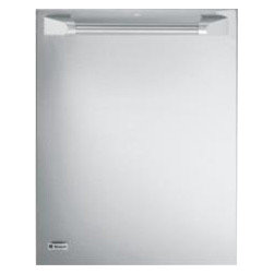 GE Monogram Fully Integrated Dishwasher ZDT800SPFSS - GE's most advanced wash system with 102 cleaning jets, LED lighting and reversing blade wash arm. Dimensions: 34 in x 24 in x 23 3/4 in.