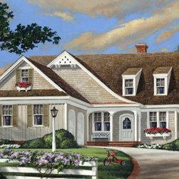 House Plan 137-260 -