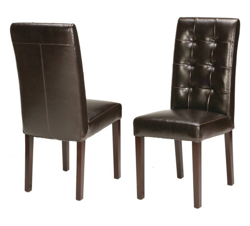Four Hands - Charles Dining Chair - Gather your family and guests for memorable meals — and total comfort, courtesy of elegant handmade seating. Crafted of oak with a focus on soft curves and classic shapes, this richly upholstered chair is the perfect complement to your traditional style.