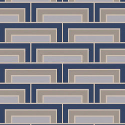 """Surya - Surya Paddington PDG-2003 (Navy, Light Gray) 3'3"""" x 5'3"""" Rug - This Hand Woven rug would make a great addition to any room in the house. The plush feel and durability of this rug will make it a must for your home. Free Shipping - Quick Delivery - Satisfaction Guaranteed"""