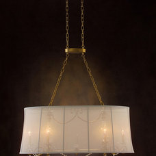 Modern Chandeliers by The Classy Cottage