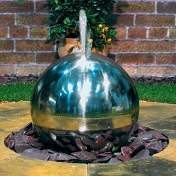 Exotic Water Designs Sphere Fountain