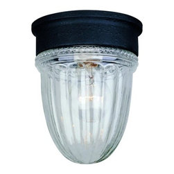 Savoy House - Savoy House KP-5-4901C Functional 1 Light Outdoor Ceiling Fixture from the Madis - Dimensions: