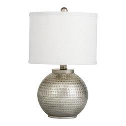 Kichler Lighting - Kichler Lighting 70332AP Missoula 1-Light Accent Lamp, Antique Pewter Finish - Bulbs are included.