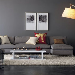 cielo shadow sectional pieces -