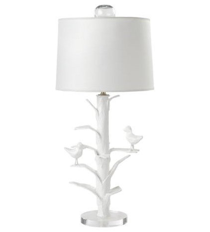 eclectic table lamps by Serena &amp; Lily