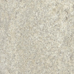 Bainbrook Grey - This white granite blends white, beige and grey in a soft linear movement with medium contrast. Like all Wilsonart® HD® surfaces, it features AEON™ Enhanced Performance Technology for superior performance resisting stains and scratches.