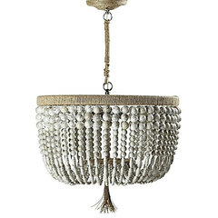 contemporary chandeliers by Serena & Lily