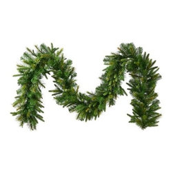 Cashmere Unlit Garland - About VickermanThis product is proudly made by Vickerman, a leader in high quality holiday decor. Founded in 1940, the Vickerman Company has established itself as an innovative company dedicated to exceeding the expectations of their customers. With a wide variety of remarkably realistic looking foliage, greenery and beautiful trees, Vickerman is a name you can trust for helping you create beloved holiday memories year after year.