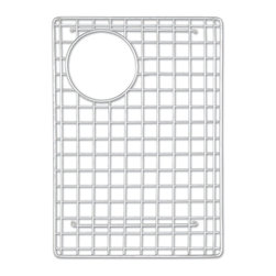 "Native Trails - Native Trails 10.5"" x 15"" Bottom Grid in Stainless Steel - *Native Trails Bottom Grids fit neatly on the floor of the sink, offering protection for the bottom and a cushion for fragile dishes"